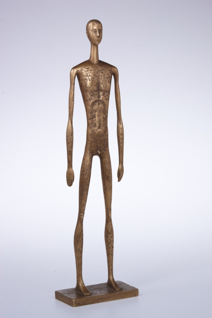 Puika skulptūra Olga Šilova