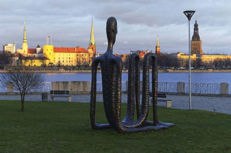 Riga tower counter