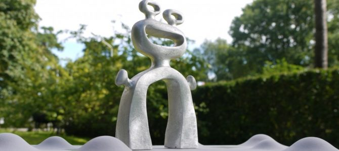 Sculptures for children park in Ventspils. 2007